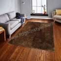 Brown Viscose Floor Rug & Carpet Handloom Collection