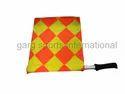 Refree Flag - Diamond Pattern