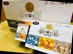 Printed Luxury Facial Kit Packaging Box