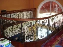 Standard Brown Staircase