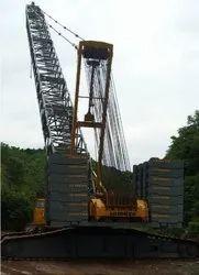 Hydraulic Crawler Cranes Rental Services