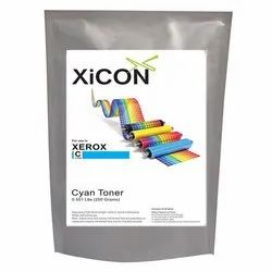 XICON Xerox Cyan 250g Color Single Toner for Xerox Cyan Toner 250g