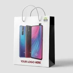 Mobile Shop Paper Bags