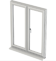 UPVC French Window
