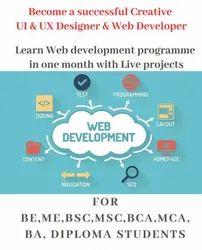 Website Design & Software Development Training, In Bhilai Chhattisgarh