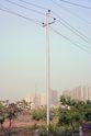 Galvanized Steel Electrical Poles