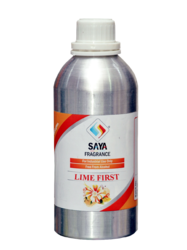 Lime First Fragrance Liquid Soap