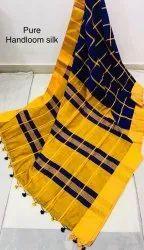 Handloom Silk Blends Saree