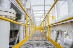 GRP/FRP Stair Case System