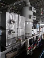Air Pollution Control Scrubber