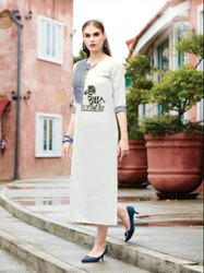 Pr Fashion Launched Beautiful Casual Wear Designer Readymade Kurti