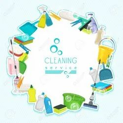 Commercial Complex Cleaning