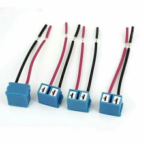 H7 Headlight Wiring Harness at Rs 10 /piece | Headlight Wiring ...