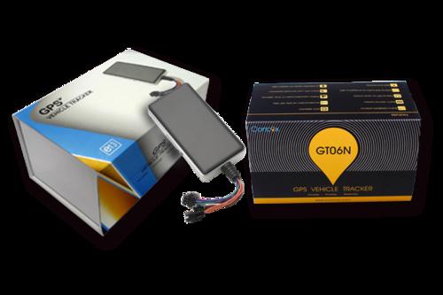 Gt06n Gps Vehicle Tracker