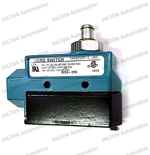 250 or 480 VAC Micro Switch BZE6-2RQ Safety Switch USED 15 Amp 125
