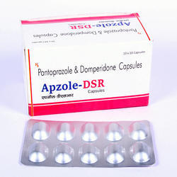 Pantoprazole 40mg and Domperidone 30mg