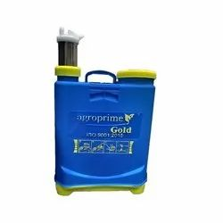 Agroprime Gold Manual Sprayer for Agriculture & Farming, Capacity: 16 Litre