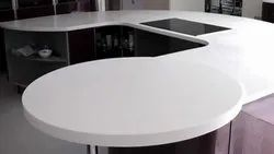 Table Top Acrylic Solid Surface Sheet