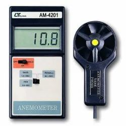 Lutron AM-4201 Digital Anemometer