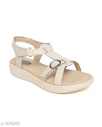 Women's Synthetic Casual Sandals