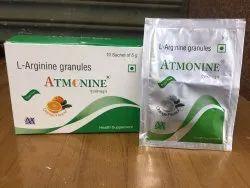 L-Arginine Granules Sachets