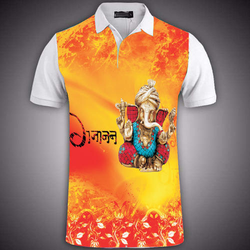 Ganpati t shirt design, टी-शर्ट डिजाइनिंग in Shahdara