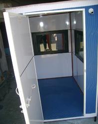 Regular FRP Cabin, Usage: Office