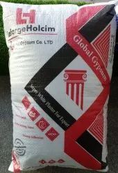 LafergeHolcim GYPSUM POWDER, 25 Kg, Packaging Type: Bag