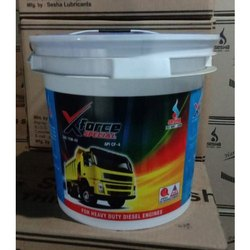 15W40 10 L Xforce Terbo Dijal Oil Heavy Duty Diesel Engines Oil