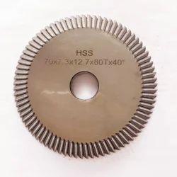 Key Cutter Gladaid (70x20x6x80T)