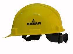 Safety Helmet With Nape And Ratchet