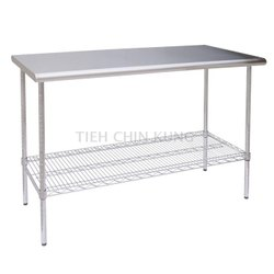 24X60X32 Kitchen Working Table