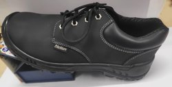 Black Burn Safety Shoe