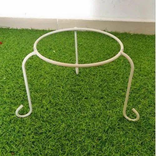 Garden Iron Pot Stand