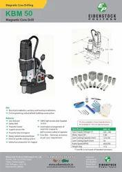 Magnetic Broach Cutter Machine
