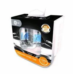 GE Megalight Ultra +150 Automotive Head Lamps