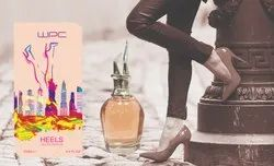 Female 36 MONTHS New launch women perfume, for Personal