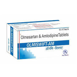 Olmesartan And Amlobipine Tablets