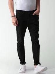 Comfort Black Trouser For Men