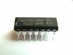 Counter IC MC14024BCP MOTOROLA