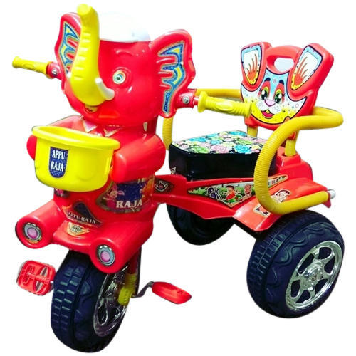 cd15819c101 Arise Multicolor Kids Plastic Tricycle, Size: Small | ID: 15917160073