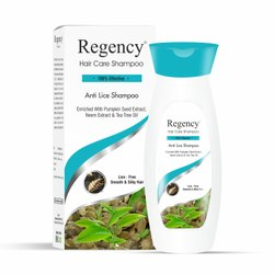 Herbal Regency Anti Lice Shampoo, Packaging Type: Box