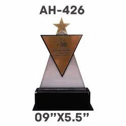 AH - 426 Acrylic Trophy
