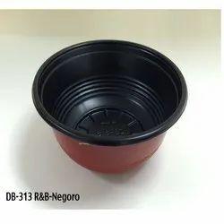 DB-313-Black-Netgoro Plastic Container