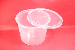 Plain Plastic Food Containers