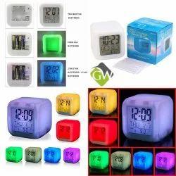 Dice Colour Change Clock