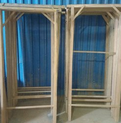RE551 Wooden Door Frame