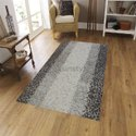 Rectangular Handmade Hair On Leather Carpet Indisch Rug Collection