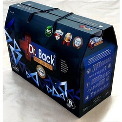 Dr. Back Memory Foam Pillow