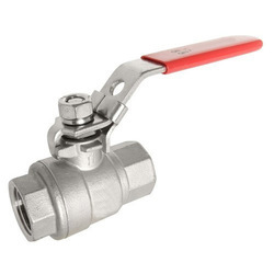 SS Threaded End Ball Valve